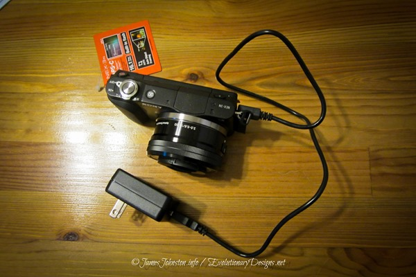 Sony NEX-3NL/B