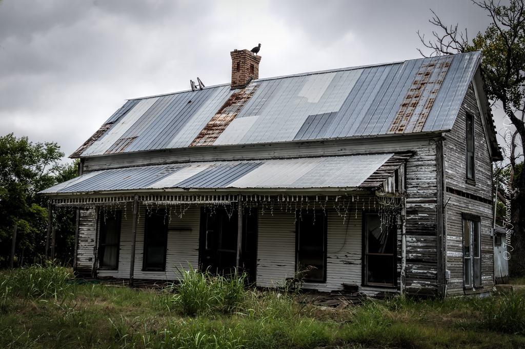 Abandoned farm house in rockwall texas james johnston for Best farm house