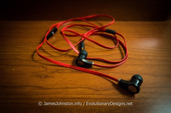 iWorld Pro Earbuds Headphones with Mic