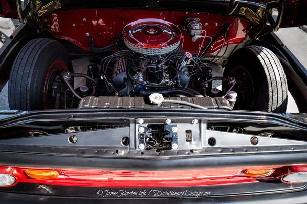 Slammed 1963 Ford 100 Truck