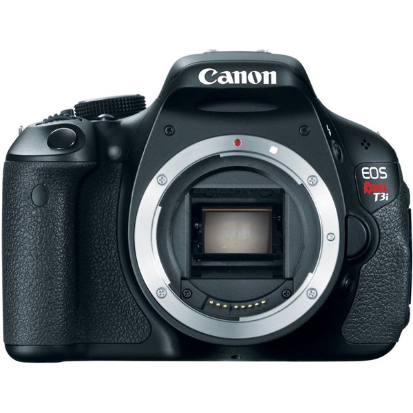Canon EOS Rebel T3i Body Only (discontinued by manufacturer)
