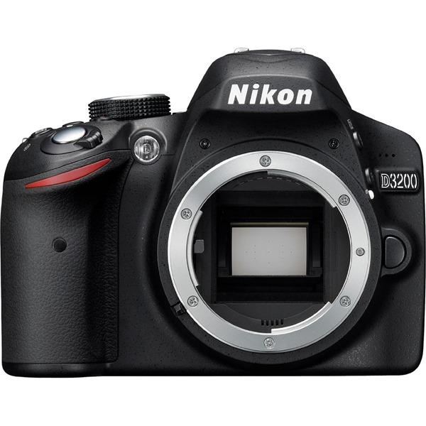 Nikon D3200 24.2 MP CMOS Digital SLR - Body Only (Certified Refurbished)Nikon D3200 24.2 MP CMOS Digital SLR - Body Only (Certified Refurbished)