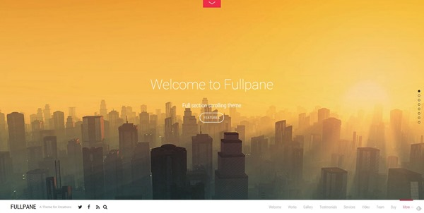 Fullpane - Themify.Me