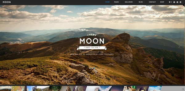 Moon-WordPress-Theme