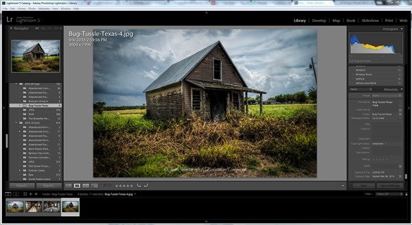 Trash Your Old Adobe Lightroom Catalog Backups