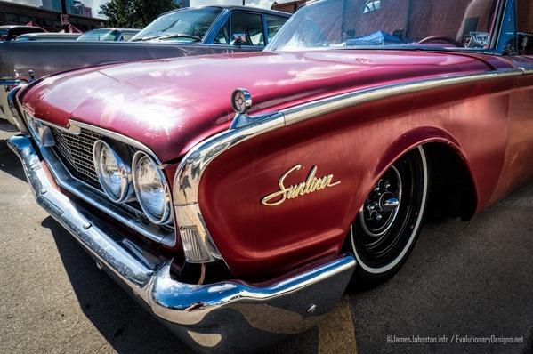1960 – 1964 Ford Galaxie Sunliner