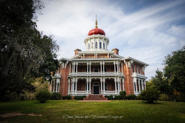 Longwood Plantation - Natchez, MS
