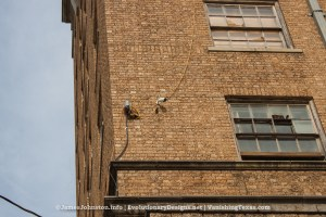 New Security Measures - The Abandoned Baker Hotel in Mineral Wells, Texas