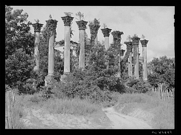 Vintage Photo - Windsor Ruins