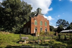 Old Rodney Presbyterian Church