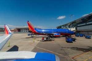 Random Picture of the Week #24: Southwest Airlines at the Loading Docks