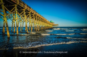 Random Picture of the Week #31: Folly Beach Pier, South Carolina