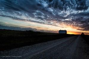 Random Image of the Week #49: Back Roads Modern Barn near Mexico, Missouri