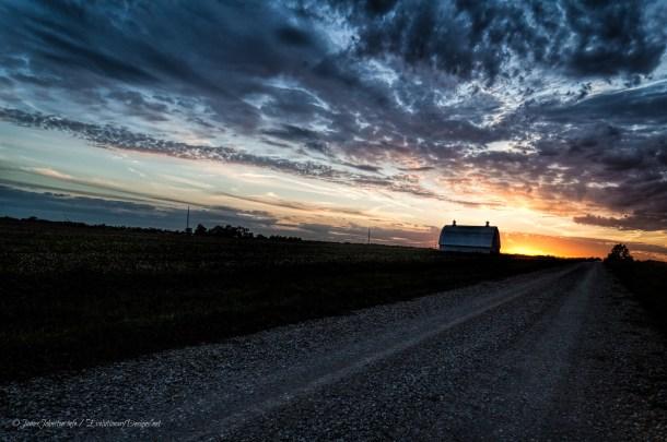 Back Roads Modern Barn near Mexico, Missouri