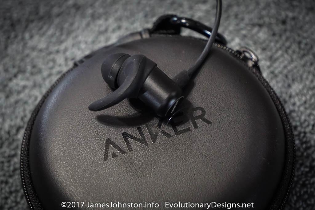Anker Soundbuds Slim+ Wireless Earbuds