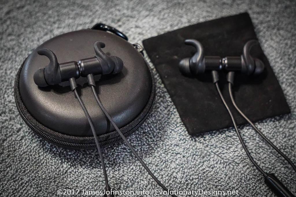 f738a9a70b6 Anker Soundbuds Slim+ Wireless Earbuds Vs Anker Soundbuds Slim Wireless  Earbuds