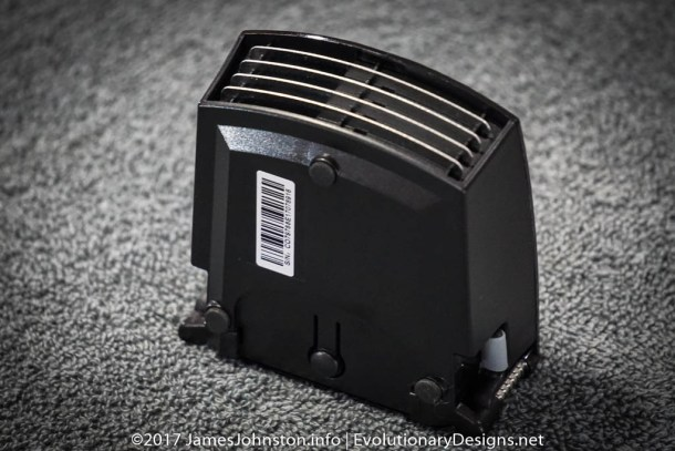 Opolar LC-06 Laptop Fan Cooler - Exhaust port