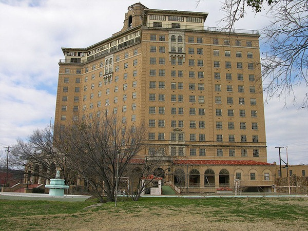 The Abandoned Baker Hotel