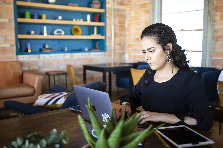freelancer branding photography coffee shop