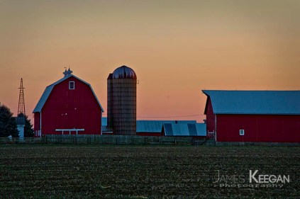 Sunset Barns 01