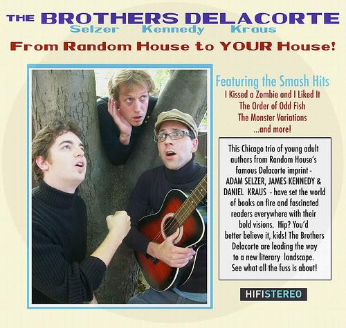 Brothers Delacorte Album