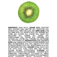 Ingredients of an All-Natural Kiwi