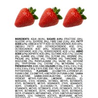 Ingredients of an All-Natural Strawberry