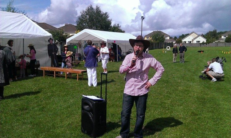 James Lawless Sallins festival