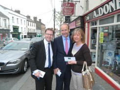 Micheal Martin James Lawless Naas 11