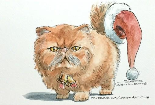 Jingling Kitty