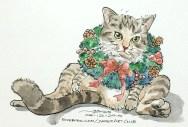 Wreathy Kitty