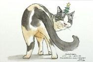 Yule-tree Kitty