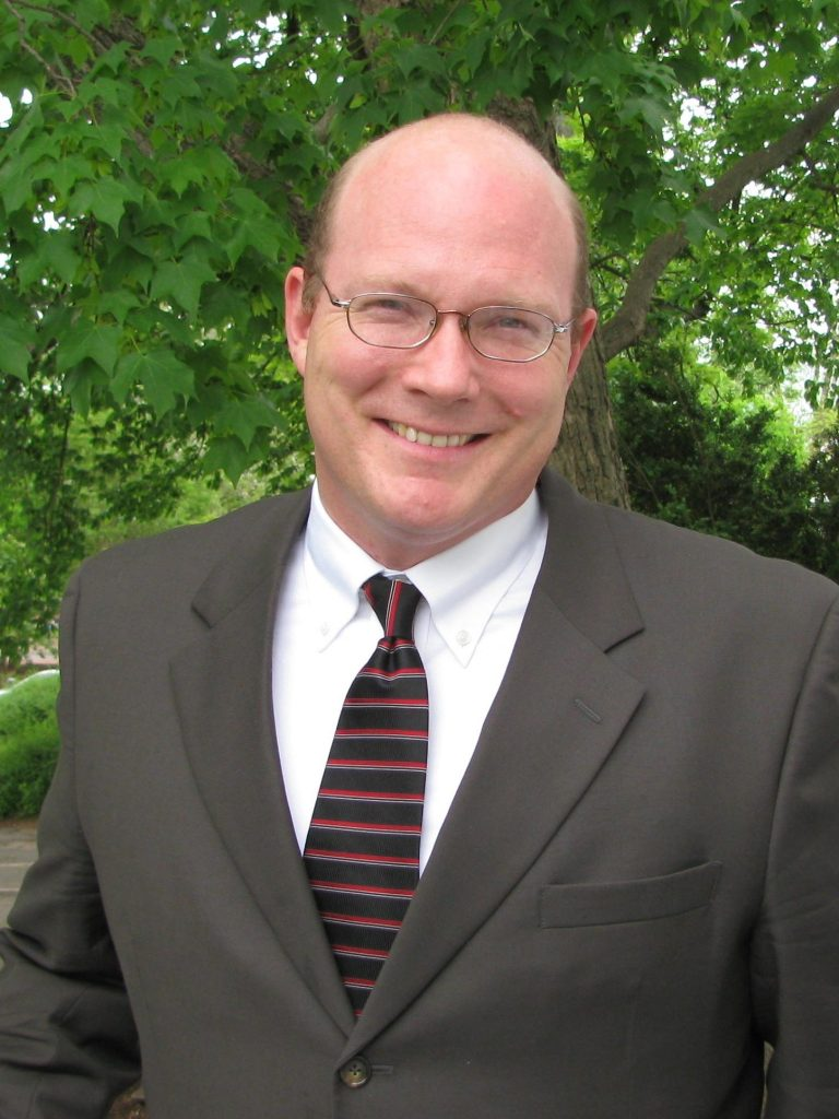 Professor Charles Mathewes