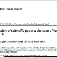 """""""GHOULING"""" (TARGETED Study Retraction) IS BIASING SCIENTIFIC LITERATURE"""