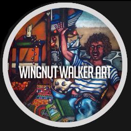 Wingnut Walker Art