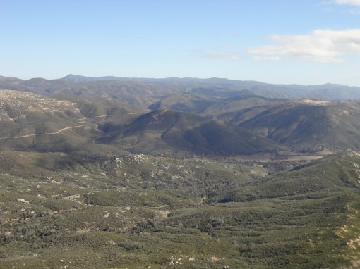 cuyamaca rancho state park, san diego county, california