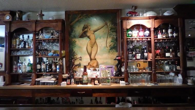 Bar Diana, Tecate, Mexico