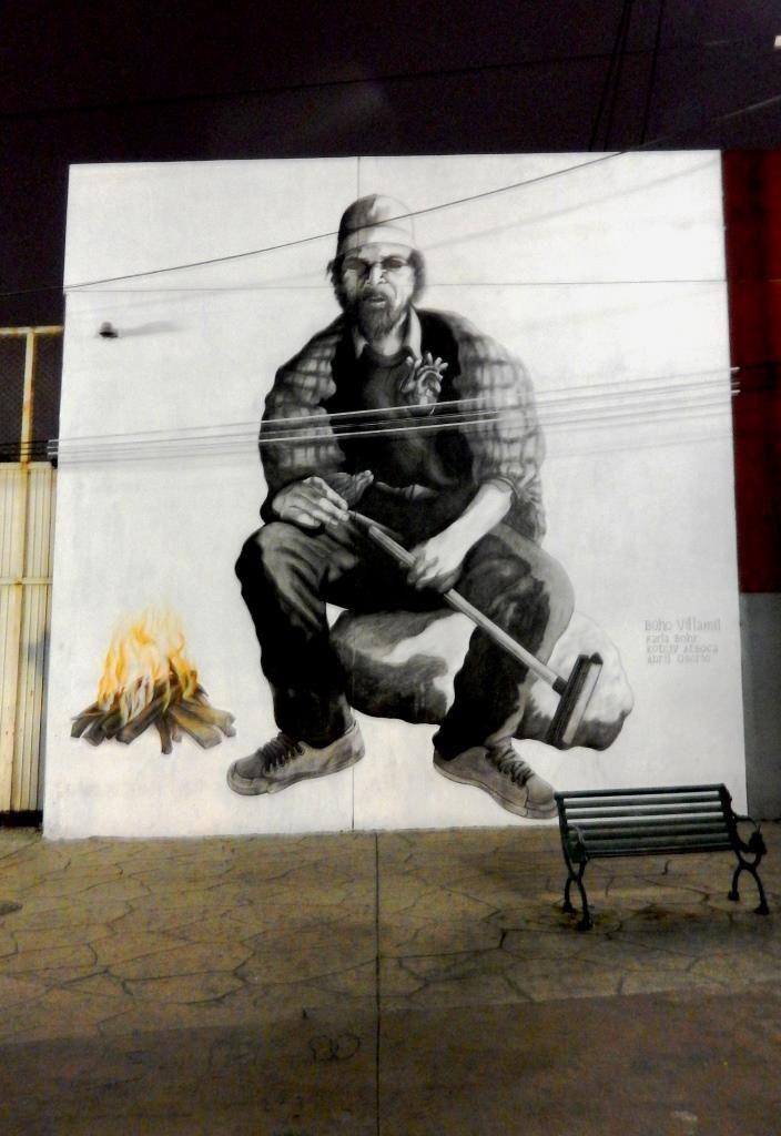 street art, Tijuana