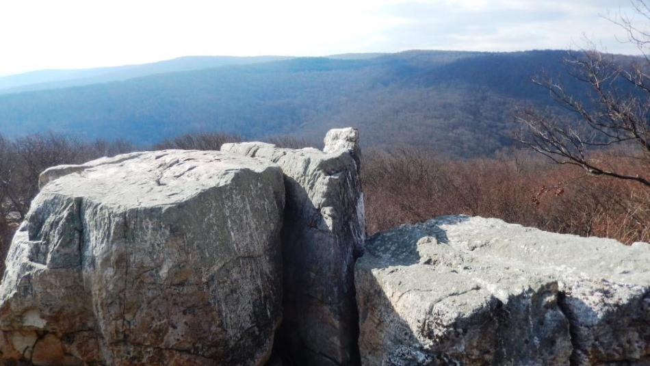 Chimney Rock, Catoctin Mountain Park, MD