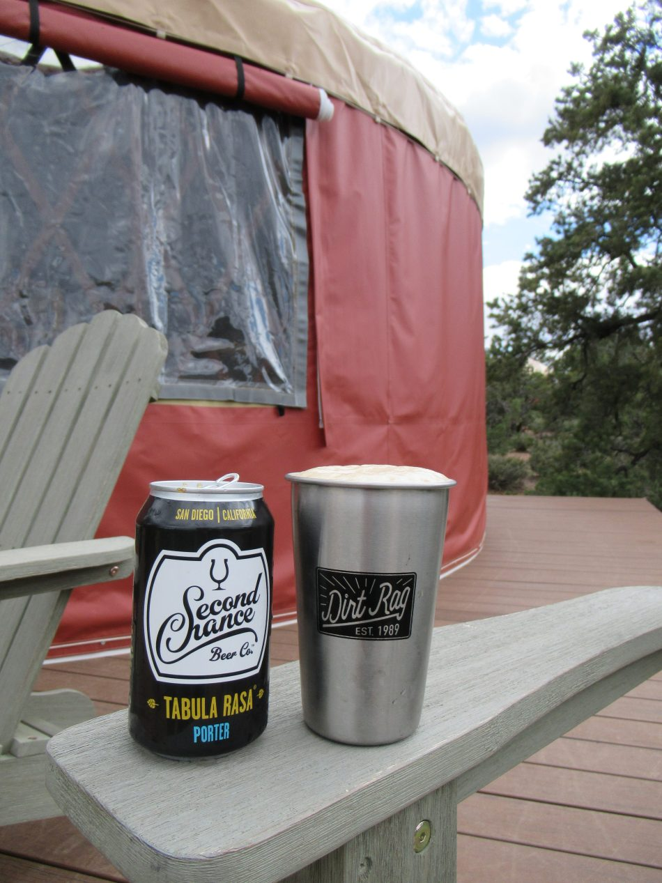 gooseberry yurts and beer