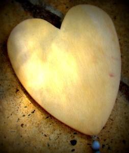 slant heart