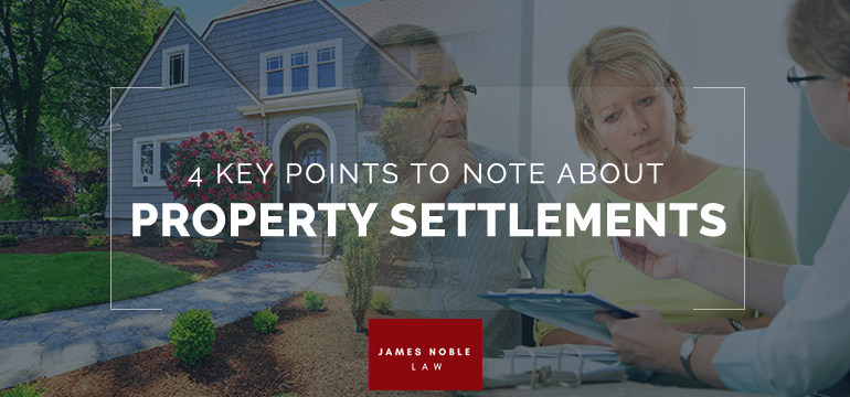 Property Settlements