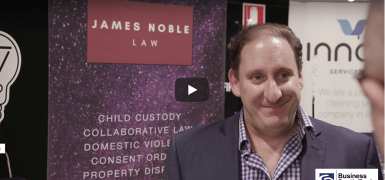 Charles Noble Brisbane Family Lawyers at South Bank interview