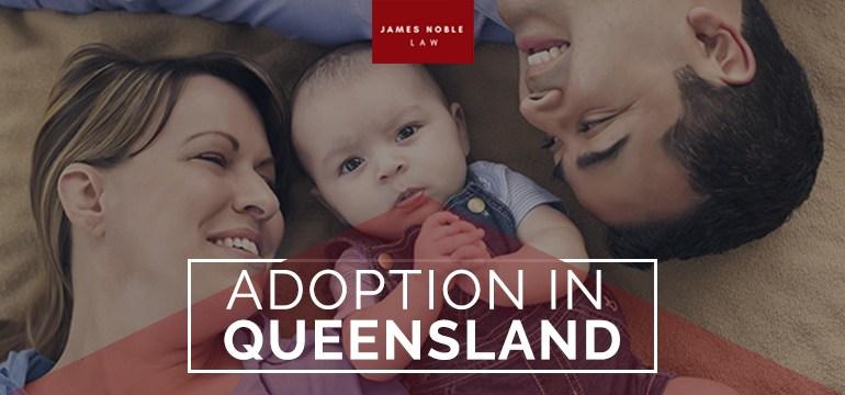 Adoption in Queensland