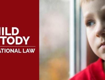 Child Custody and International Law