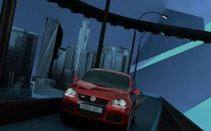 VW Golf GTI - Launch Site Animation DDB