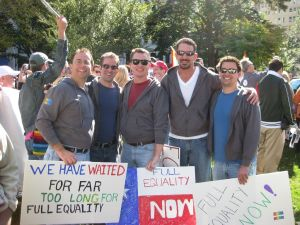 National Equality March 2009