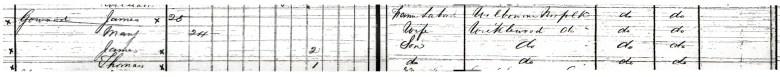Goward Shipping Record #2