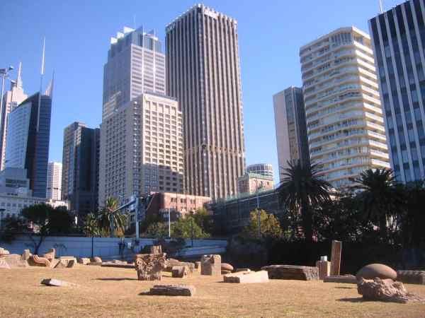 Stone Sculptures in Sydney