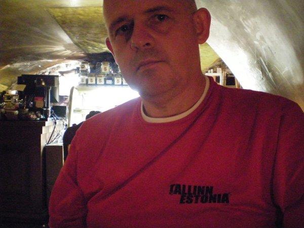 My groovy Tallinn t-shirt